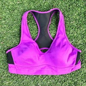 Victoria Secret VSX sexy workout athletic bra lge